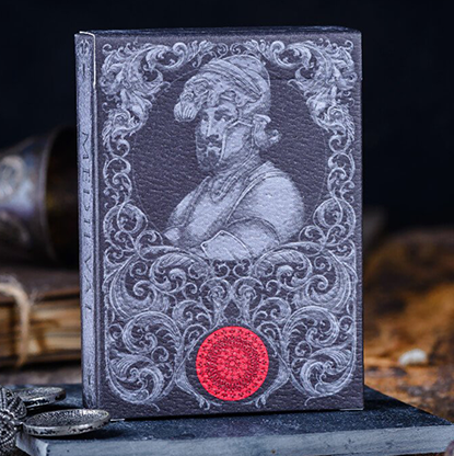 Карты игральные | Medieval Stone Limited Edition by Elephant Playing Cards, фото 2