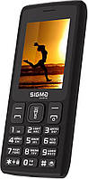 Телефон Sigma X-Style 34 NRG Black
