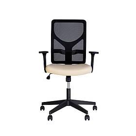 Кресло Elica R Sl black pl70 сиденье Есо-7, спинка сетка OH-5 (Новый Стиль ТМ)