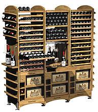 Стелаж для зберігання вина Eurocave Modulotheque