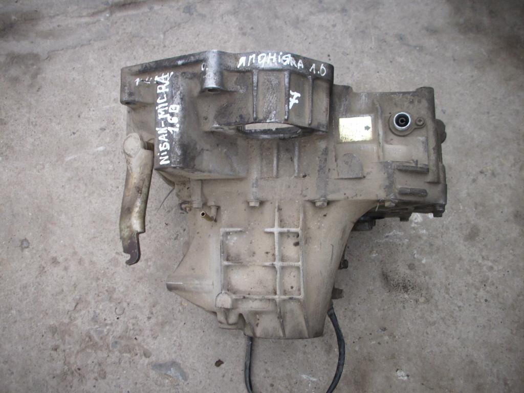 Б/У КПП Nissan Micra 1.6 B