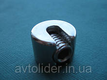 Нержавеющий стопорный зажим для троса, А4 (AISI 316).