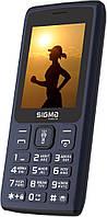 Телефон Sigma X-Style 34 NRG Blue