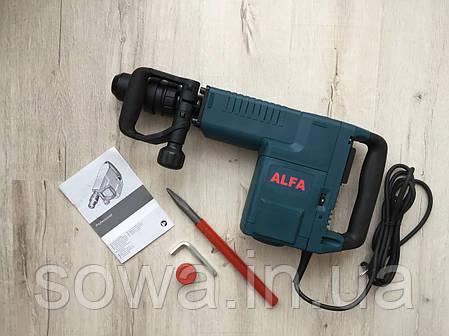 ✔️ Електричний відбійник AL-FA RH229, фото 2