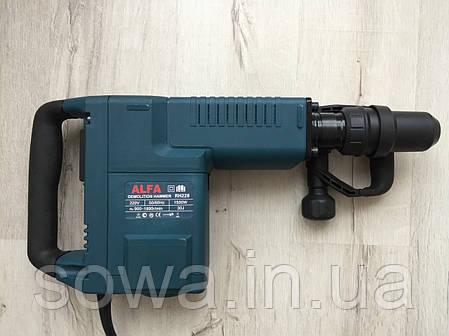 ✔️ Электрический отбойник AL-FA RH228, фото 2