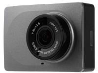 Видеорегистратор Xiaomi YI Smart Dash Camera (Международная версия) Grey (YI-89006) (1920x1080 / 1280x720 60