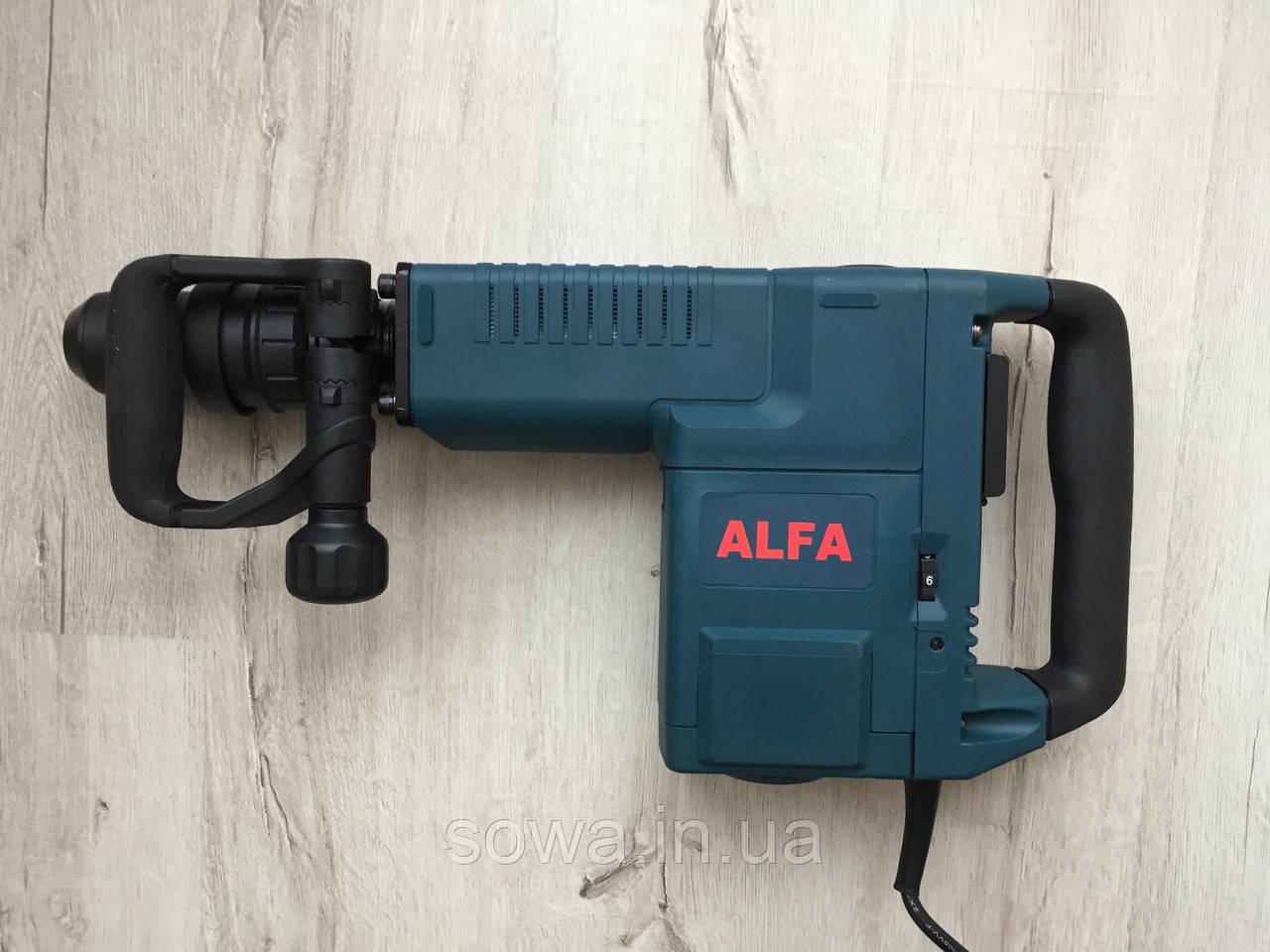 ✔️ Отбойный молоток AL-FA RH229 / Электрический отбойник / Гарантия качества!