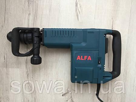 ✔️ Отбойный молоток AL-FA RH229 / Электрический отбойник / Гарантия качества!, фото 2