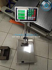 Весы торговые 150 кг Олимп TCS А