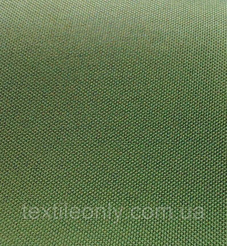Ткань оксфорд 600 PU (ПУ) трава