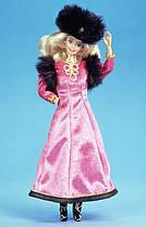 Коллекционная кукла Барби 1988 Куклы Мира Russian Barbie Dolls of the World Collection Mattel 1916