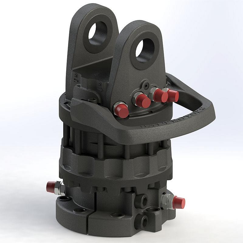Ротатор GR16A8 для манипулятора
