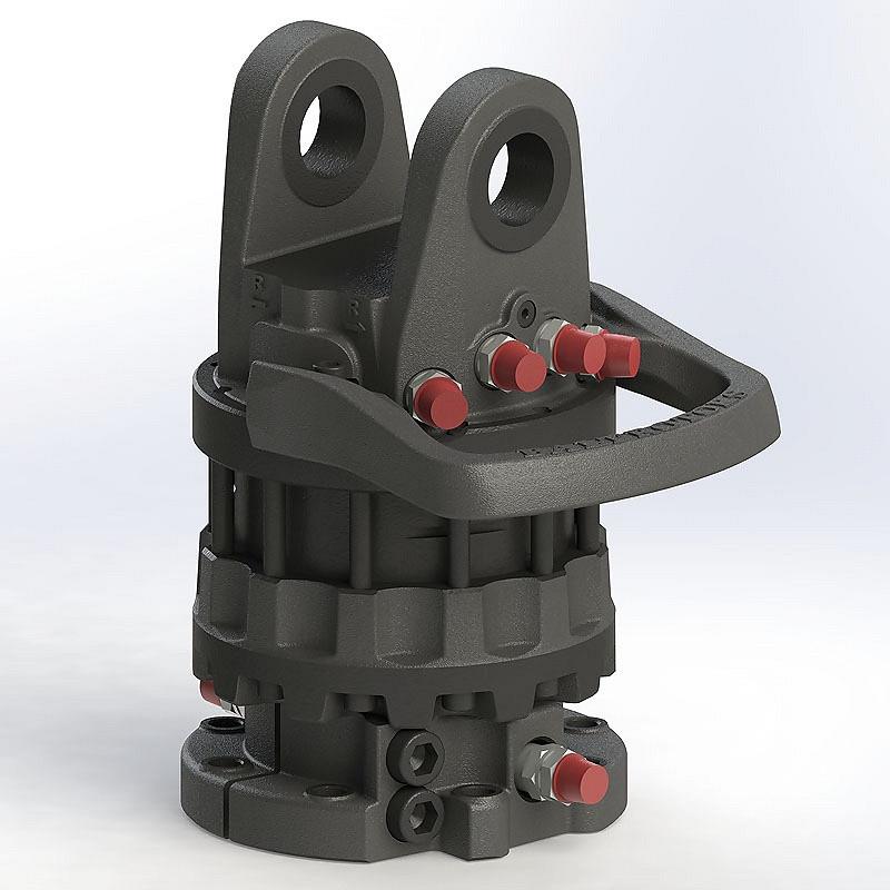 Ротатор GR12A8 для манипулятора