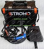 Полуавтомат Stromo SWM-330 (2 в 1), фото 5