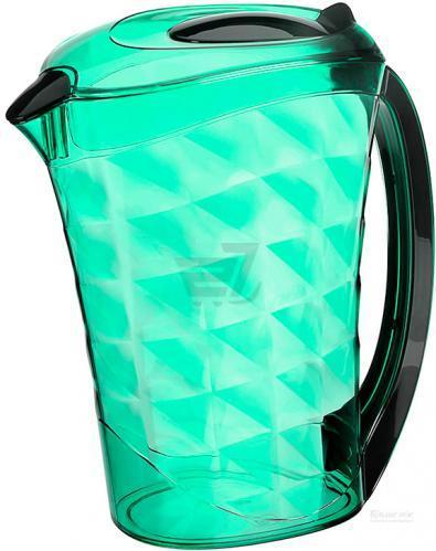 Кувшин Diamond 2,4 л AP-9022-GR Titiz Plastik