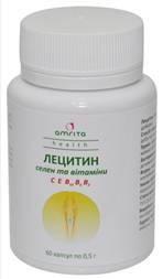 Лецитин с селеном и витаминами