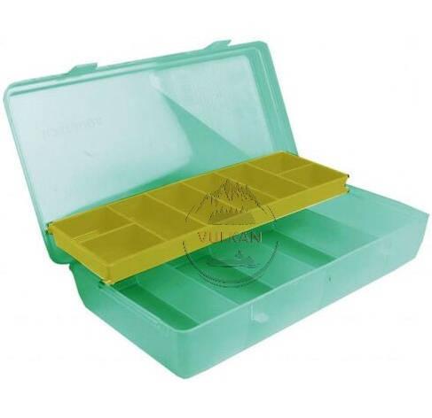 Рыбацкая коробка со скользящей полкой AQUATECH 7100, фото 2