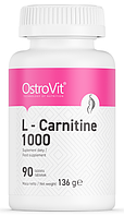 Жиросжигатель OstroVit - L-Carnitine 1000 (90 таблеток)