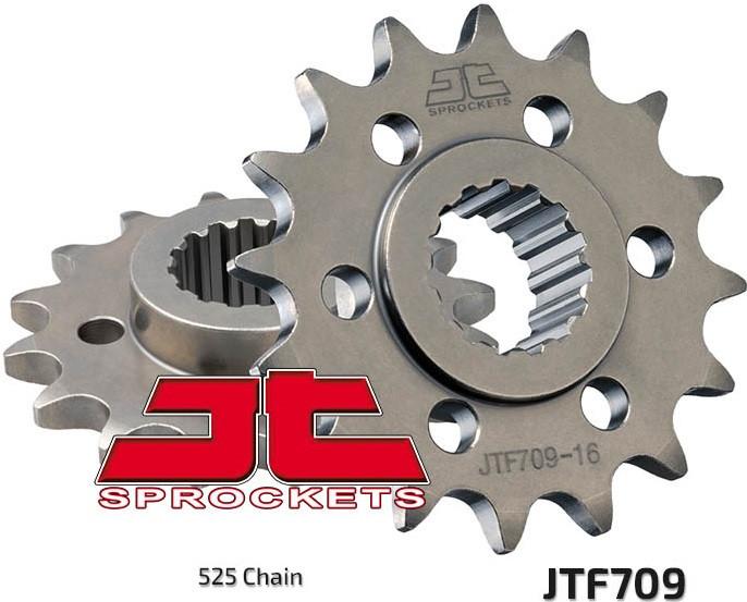 Звезда передняя JT JTF709.16 для Aprilia SL / SMV