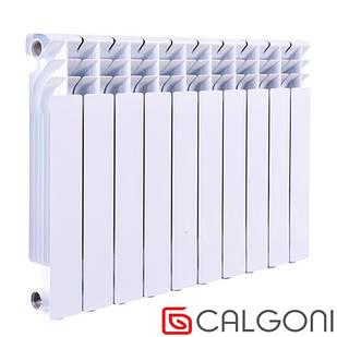 Радиатор биметаллический для отопления (батарея) CALGONI BRAVA 500/96