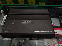 Четырехканальный автомобильный усилитель CALCELL VAC 90.4