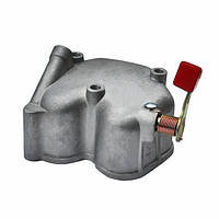 Крышка головки цилиндра (клапанов) Zubr 3 отв, 186F, фото 1