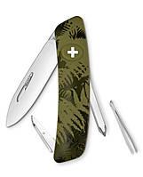 Нож Swiza C02 хаки, 6 функций, отвертка