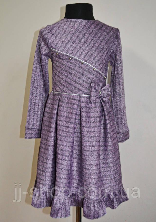 Нарядное платье для девочек детское
