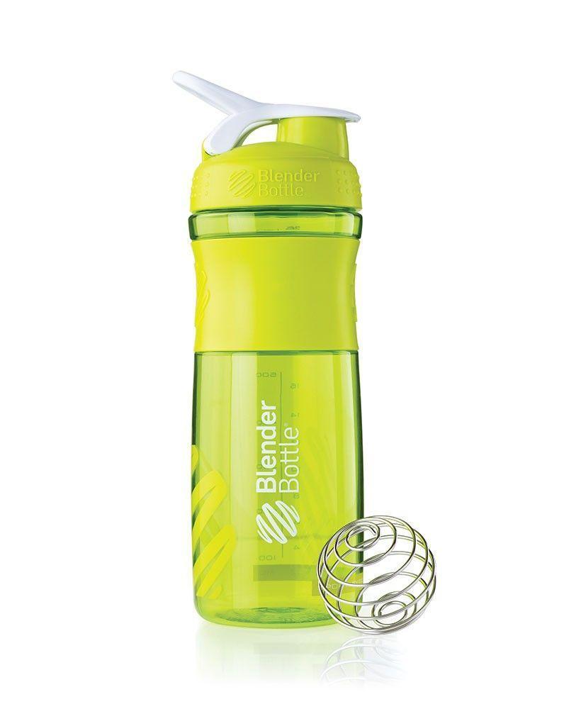 Спортивная бутылка-шейкер BlenderBottle SportMixer 28oz/820ml зеленый (ORIGINAL)