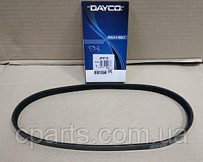 Ремень генератора Dacia Sandero (Dayco 4PK715)(высокое качество)