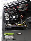 Игровой компьютерRyzen 3 1200+8GB+ssd 120+hdd 500GB+GTX 1060 3Gb, фото 2