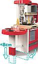 Кухня интерактивная с подачей воды Тефаль эффект кипения, звук и аксессуары Tefal Smoby 312302, фото 4