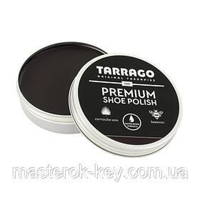 Крем-паста для обуви Tarrago Premium Shoe Polish 50 мл цвет Темно-коричневый (06)