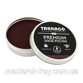 Крем-паста для обуви Tarrago Premium Shoe Polish 50 мл цвет Бордовый (11)