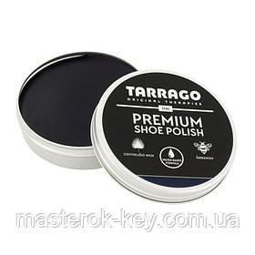 Крем-паста для обуви Tarrago Premium Shoe Polish 50 мл цвет Темно-синий (17)