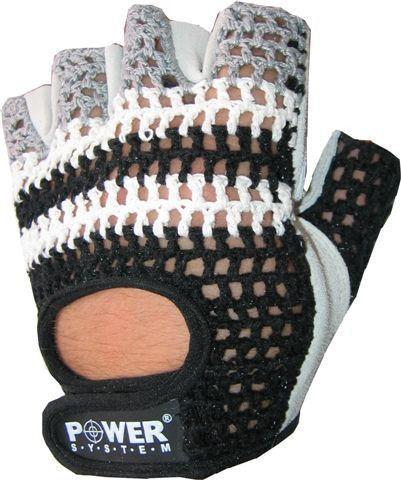 Перчатки для фитнеса и тяжелой атлетики Power System Basic PS-2100 S