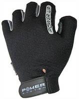 Перчатки для фитнеса и тяжелой атлетики Power System Power UP PS-2600 S Black, фото 1