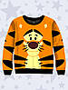 Детский свитшот Тигра