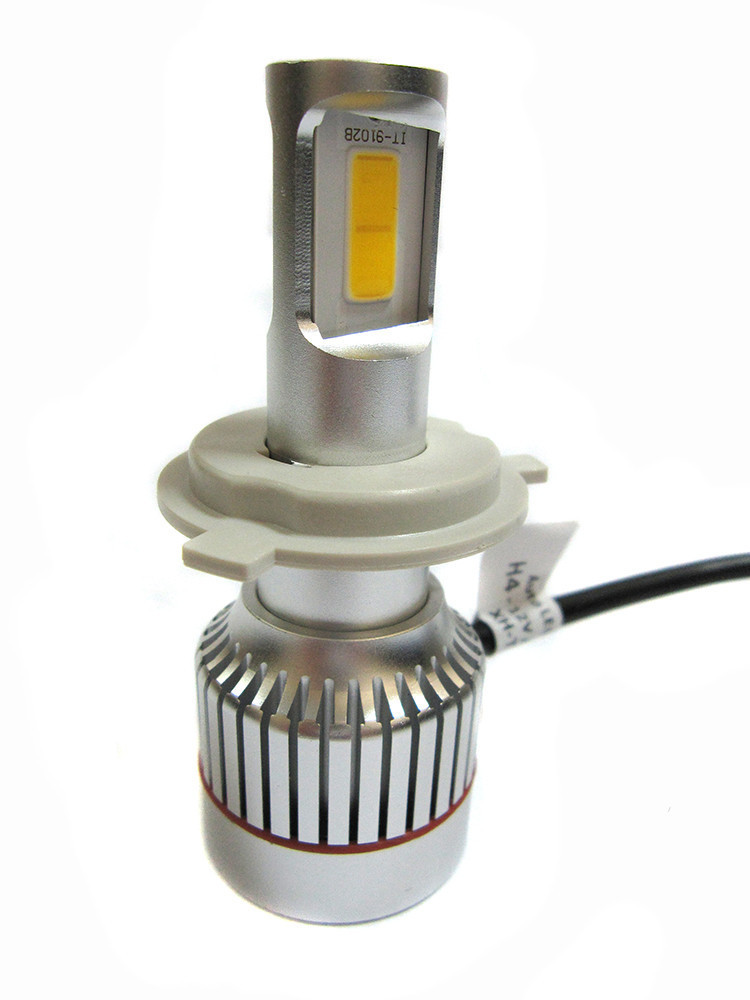 Автолампы UKC Car Led Headlight H4 33W 3000LM 4500-5000K (sp_0271)
