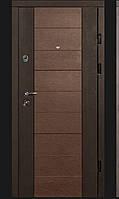 Вхідні броньовані квартирні двері Магда модель 600
