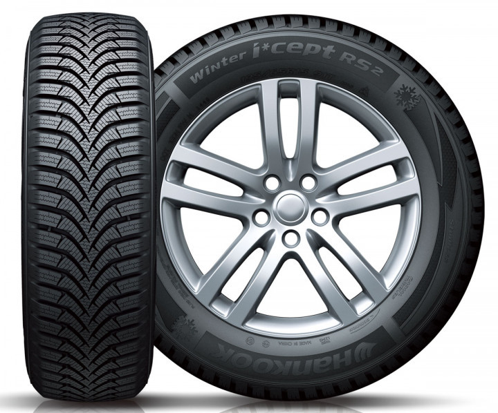 Зимняя шина Hankook WINTER I*CEPT RS2 W452 195/65 R15 95T XL (xik1xe)