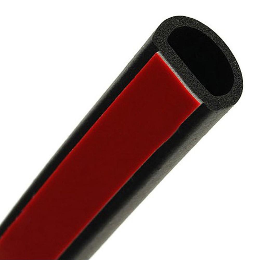 Уплотнитель автомобильный универсальный DS Keeper 4 м Черный