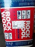 Утеплитель базальтовый Rockwool Rockton 50 мм (звукоизоляция)