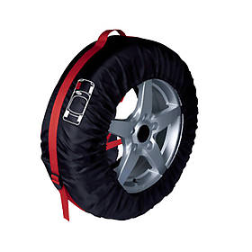 Чехол на запасное колесо автомобиля Auto Care FJCZ-001 480 - 630 см Черный (2940-8809а)