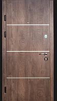 Вхідні броньовані квартирні двері Магда модель 502