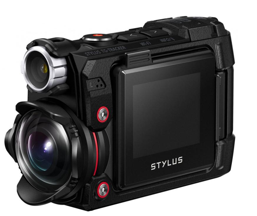 Спортивная камера OLYMPUS TG-Tracker Black