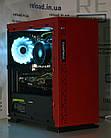 Мощный игровой компьютер Ryzen 5 1600+16GB+SSD 240GB+HDD 500GB+GTX 1060 6GB, фото 3