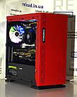 Мощный игровой компьютер Ryzen 5 1600+16GB+SSD 240GB+HDD 500GB+GTX 1060 6GB, фото 4