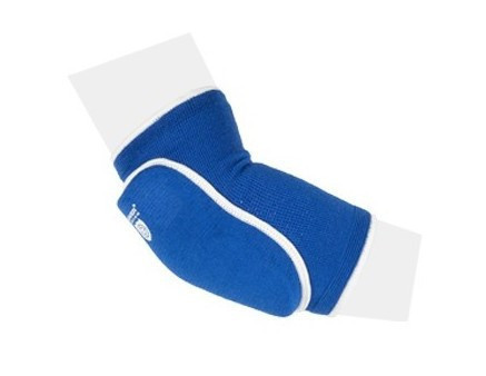 Налокотники Power System Elastic Elbow Pad PS-6004 L Blue