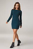 Женское платье-резинка Lipar Зеленое